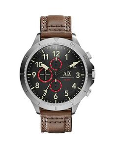 armani-exchange-black-multi-dial-and-dark-brown-leather-strap-mens-watch