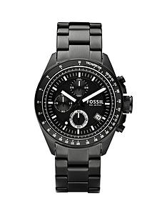 fossil-fossil-decker-chronograph-black-ion-plated-stainless-steel-bracelet-watch