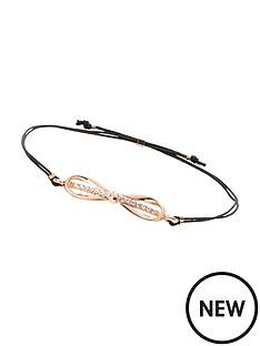 ted-baker-ted-baker-bow-friendship-bracelet--black