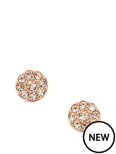 fossil-fossil-crystal-set-rose-gold-tone-round-stud-earrings