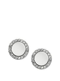 fossil-fossil-crystal-set-silver-tone-mirrored-stud-earrings
