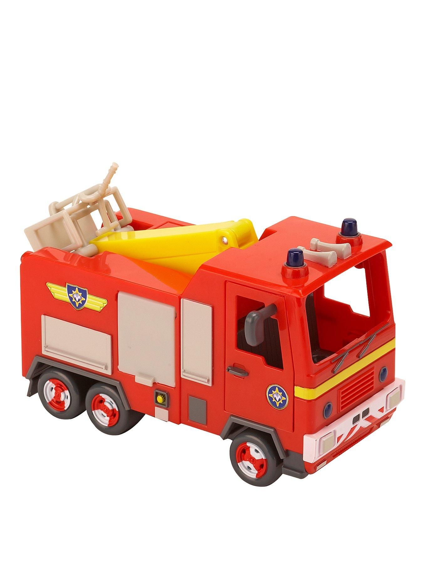 Compare prices for Fireman Sam Jupiter Vehicle