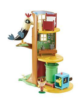 Ben & HollyS Little Kingdom Ben &Amp Holly Elf Tree Playset