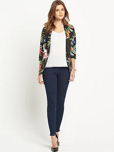 south-large-floral-printed-blazer