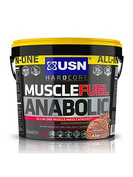 USN Usn Muscle Fuel Anabolic 4Kg - Chocolate Picture