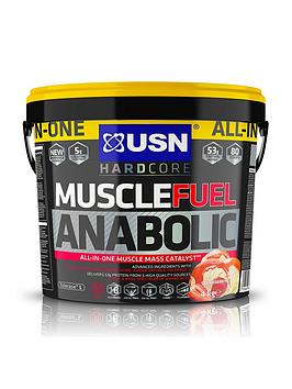 USN Usn Muscle Fuel Anabolic 4Kg - Strawberry Picture