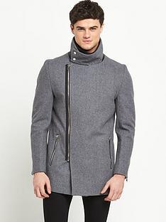 river-island-zip-funnel-jacket