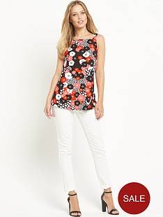 south-poppy-print-square-neck-cami