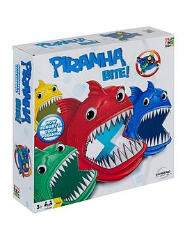 piranha-bite