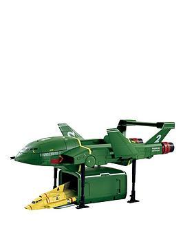 Thunderbirds Supersize Thunderbird 2 With Thunderbird 4