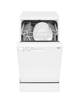 Beko Dfs05010W 10Place Dishwasher  White