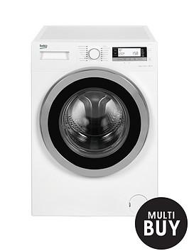 beko-wy124854m-12kg-load-1400-spin-washing-machine-white