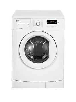Beko WMB71233W 7kg Load 1200 Spin Slim Washing Machine  White