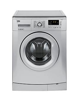 beko-wmb71233s-7kg-load-1200-spin-slim-washing-machine-silver