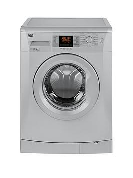 Beko Wmb71543S 7Kg Load 1500 Spin Washing Machine  Silver
