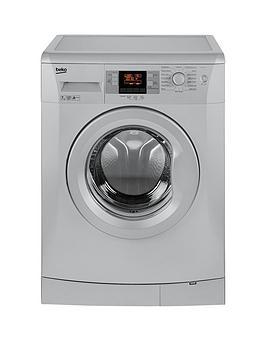 Beko Wmb71543S 7Kg Load 1500 Spin Washing Machine  Silver