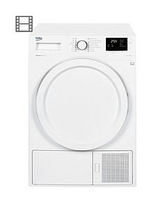 beko-dhy7340w-7kgnbspcondenser-dryer-with-heat-pump-white