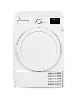 beko-dhy7340w-7kgnbspcondenser-dryer-with-heat-pump-white
