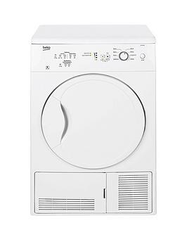 Beko DC7112W 7kg Condenser Dryer  White