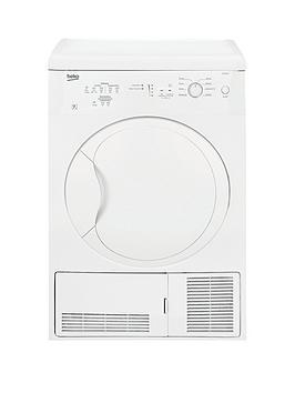 beko-dc7112w-7kg-condenser-dryer-next-day-delivery-white