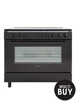 swan-sx2050-90cm-electric-vitroceramic-range-cooker