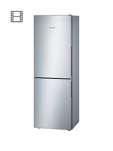bosch-kgv33vl31g-60cm-fridge-freezer-stainless-steel