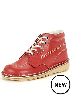 kickers-kickers-kick-hi-red-ankle-boot