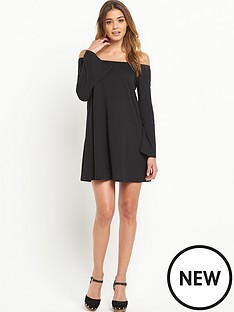 glamorous-glamorous-off-the-shoulder-bardot-dress