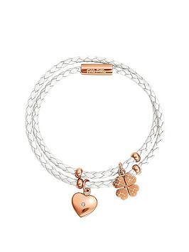 folli-follie-sweetheart-collection-white-double-wrap-bangle-with-rose-gold-plated-charms