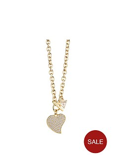 guess-love-crystal-set-gold-plated-necklace