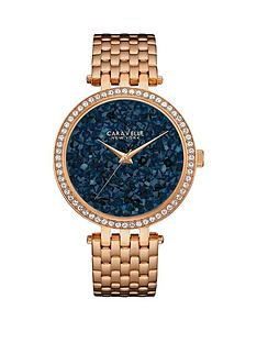 caravelle-new-york-t-bar-pave-crystal-set-purple-dial-rose-gold-stainless-steel-ladies-watch