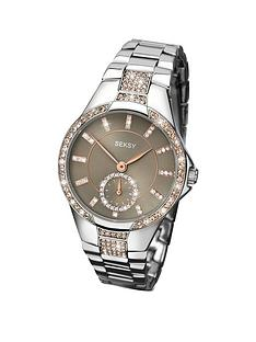 seksy-grey-dial-champagne-crystal-set-stainless-steel-bracelet-ladies-watch