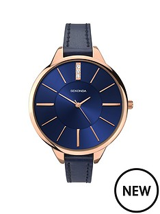 sekonda-blue-crsytal-set-dial-rose-gold-case-blue-strap-ladies-watch