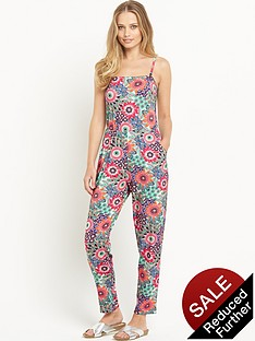 resort-tile-print-bandeau-jumpsuit