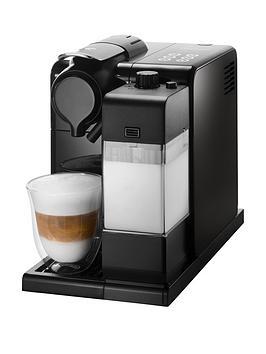 Nespresso En550.B Latissima Touch By Delonghi Coffee Machine  Black
