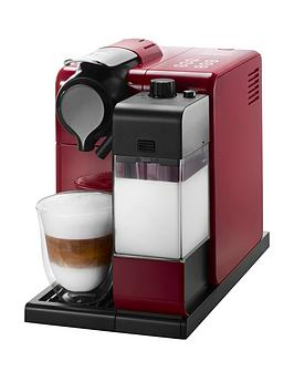 Nespresso En550.R Latissima Touch By Delonghi  Red