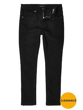 river-island-boys-black-rinse-skinny-jeans