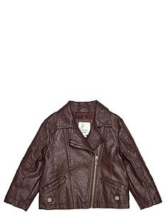 river-island-mini-mini-girls-berry-pu-biker-jacket