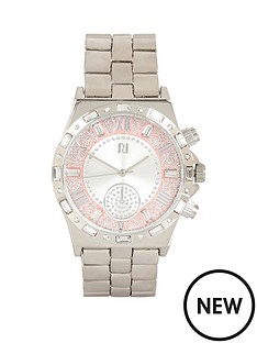 river-island-river-island-rose-gold-tone-baguette-stone-bezel-ladies-watch