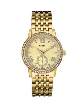 guess-gramercy-crystal-set-gold-plated-bracelet-ladies-watch