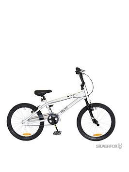 Silverfox Talon Boys Bmx Bike 10 Inch Frame