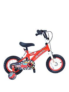 silverfox-rapid-racer-boys-bike-8-inch-framebr-br