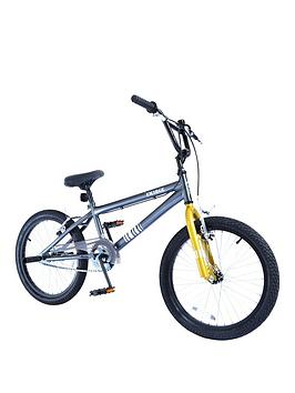 Bigfoot Emerge Boys Bmx Bike 10 Inch Frame
