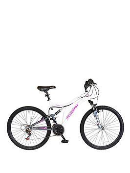 Muddyfox 26 Inch Tempest Dual Suspension Mountain Bike