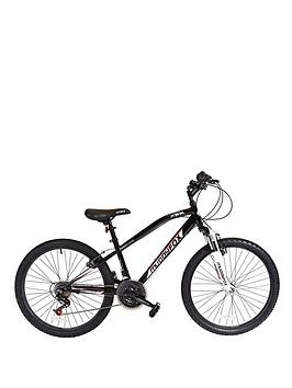 Muddyfox 24 Inch Prevail Hardtail Mountain Bike