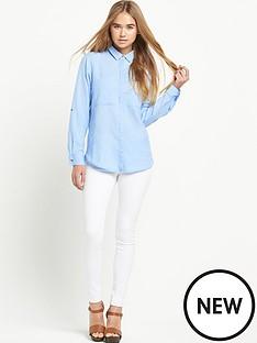 warehouse-brushed-cotton-shirt