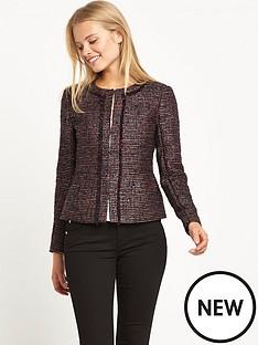warehouse-warehouse-frayed-tweed-jacket