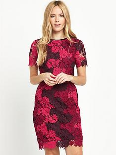 warehouse-all-over-lace-dress