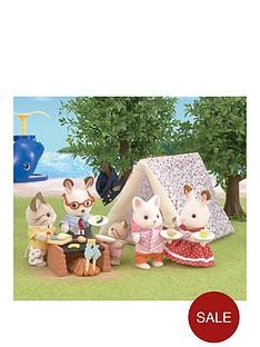 sylvanian-families-sylvanian-families-seaside-camping-set