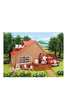 sylvanian-families-sylvanian-families-exclusive-log-cabin-gift-set